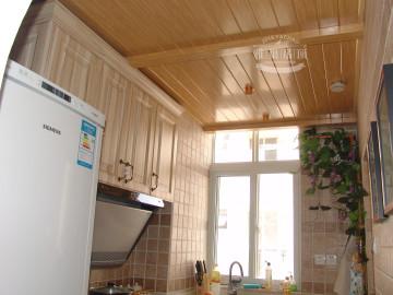 奉上厨房和阳台吊顶装修成品图