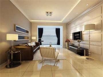 锦艺国际华都四室两厅装修设计