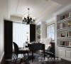 锦园160平四室新古典装修效果图