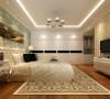 花果园V区120平三居室简欧风格