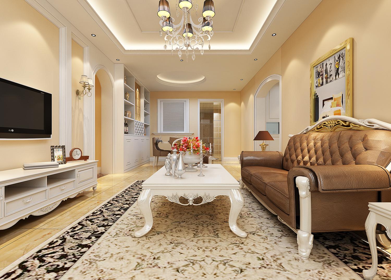 欧式 翰林山水源 客厅图片来自南宁中庭装饰在欧式风格的分享