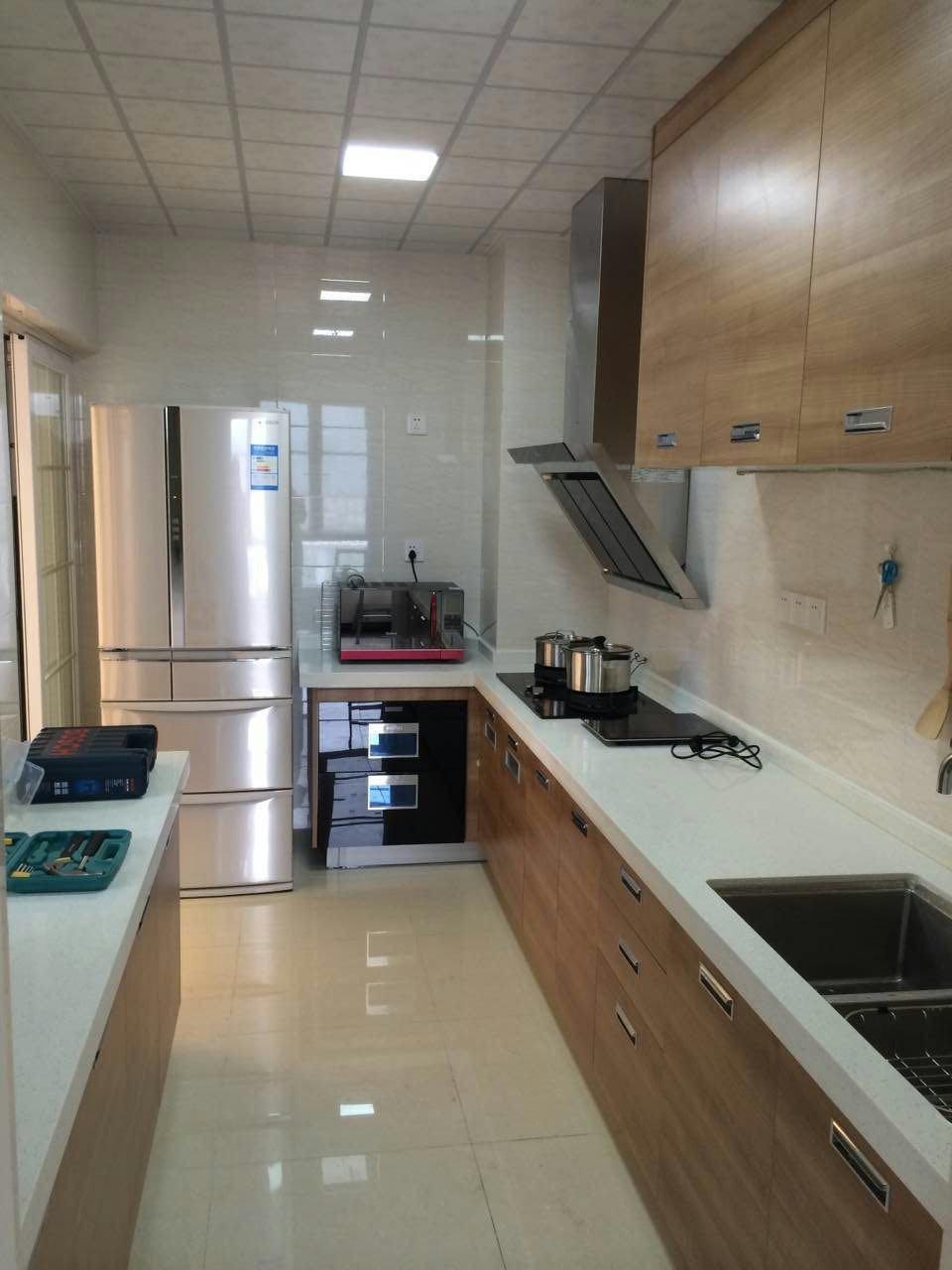 欧式 旧房改造 80后 厨房图片来自fy2365951033在欧式住宅空间的分享