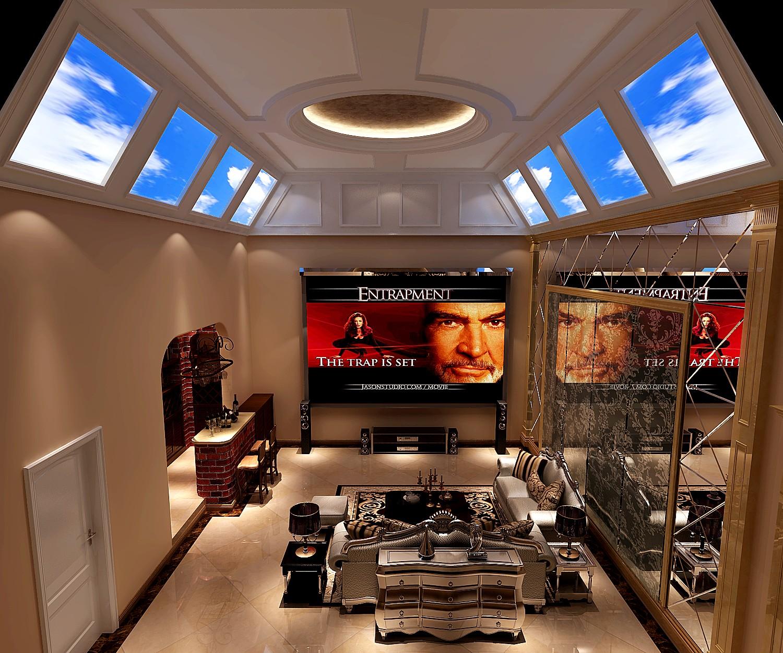 图片来自四川金标装饰别墅大宅设计在欧式风格386㎡——金标装饰的分享