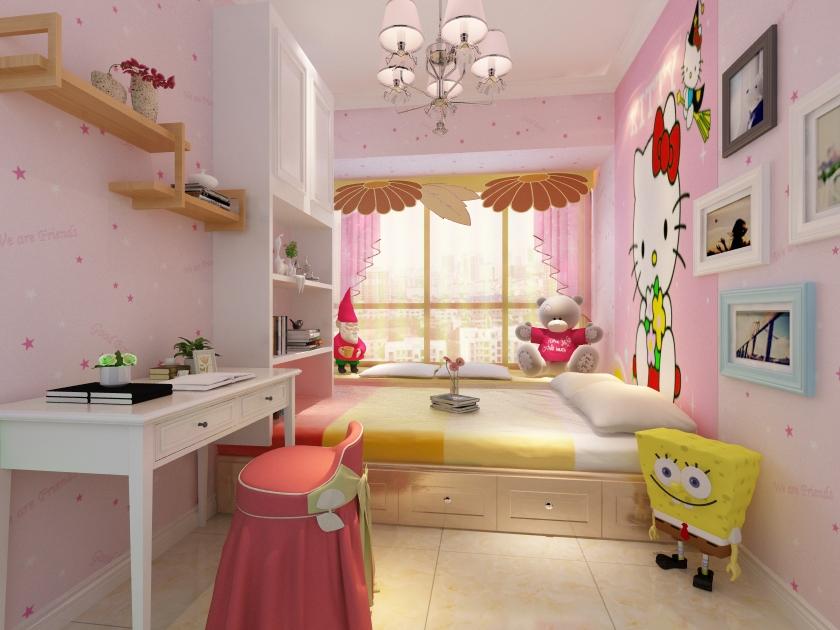 简约 装修 装饰 设计 儿童房图片来自fy2365951033在莱茵花园简约风格的分享