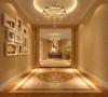 海棠公社160平米简欧风格