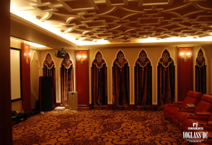 其他图片来自成都尚层别墅装饰装修公司在欧式奢华风格作品的分享