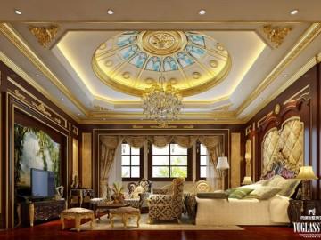 极度奢华的别墅风格作品