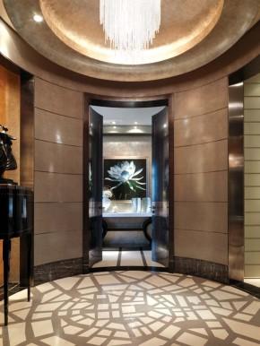新古典 别墅 白领 80后 小资 玄关图片来自一道伍禾装饰设计师杨洋在新古典的高贵优雅之一道伍禾装修的分享