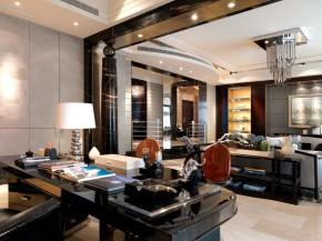 新古典 别墅 白领 80后 小资 书房图片来自一道伍禾装饰设计师杨洋在新古典的高贵优雅之一道伍禾装修的分享
