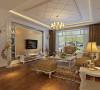 客餐厅35平米的客餐厅设计理念:以华丽的装饰、浓烈的色彩、精美的造型达到雍容华贵的装饰效果