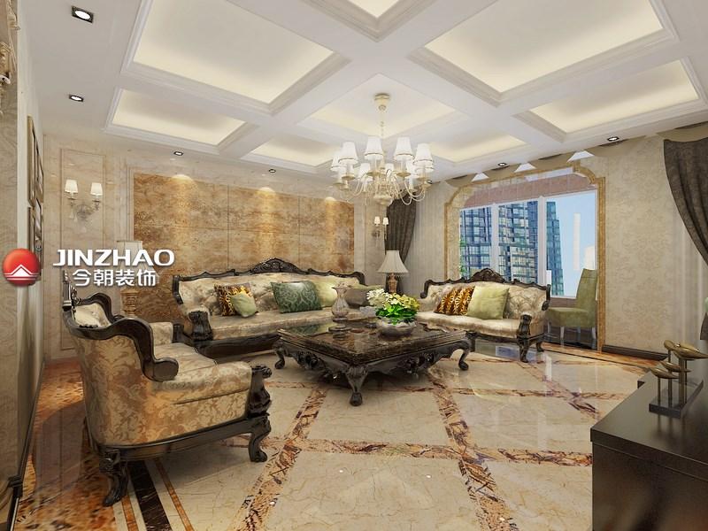 三居 客厅图片来自152xxxx4841在紫正园160平的分享