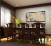 中式四合院酒店设计