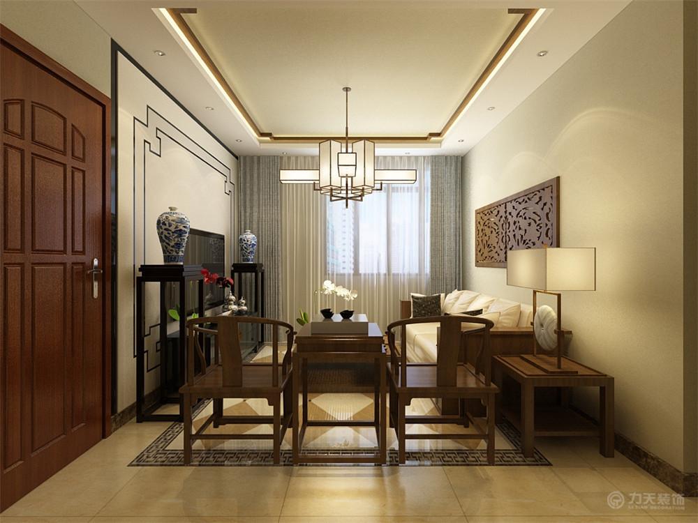 二居 小资 80后 客厅图片来自阳光力天装饰糖宝儿在中式风格 | 金地艺境 97.61的分享