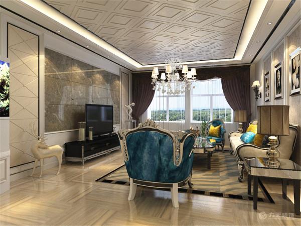 本户型为金泰丽湾四室两厅三卫一厨205平米户型,整体布局合理。本设计方案为欧式风格。