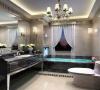 浴室的墙壁和地面应该选择防水防潮耐腐蚀的优质材料,整体应该给人一种明亮简洁的感觉,避免过度的繁琐设计,给人一种累赘感。