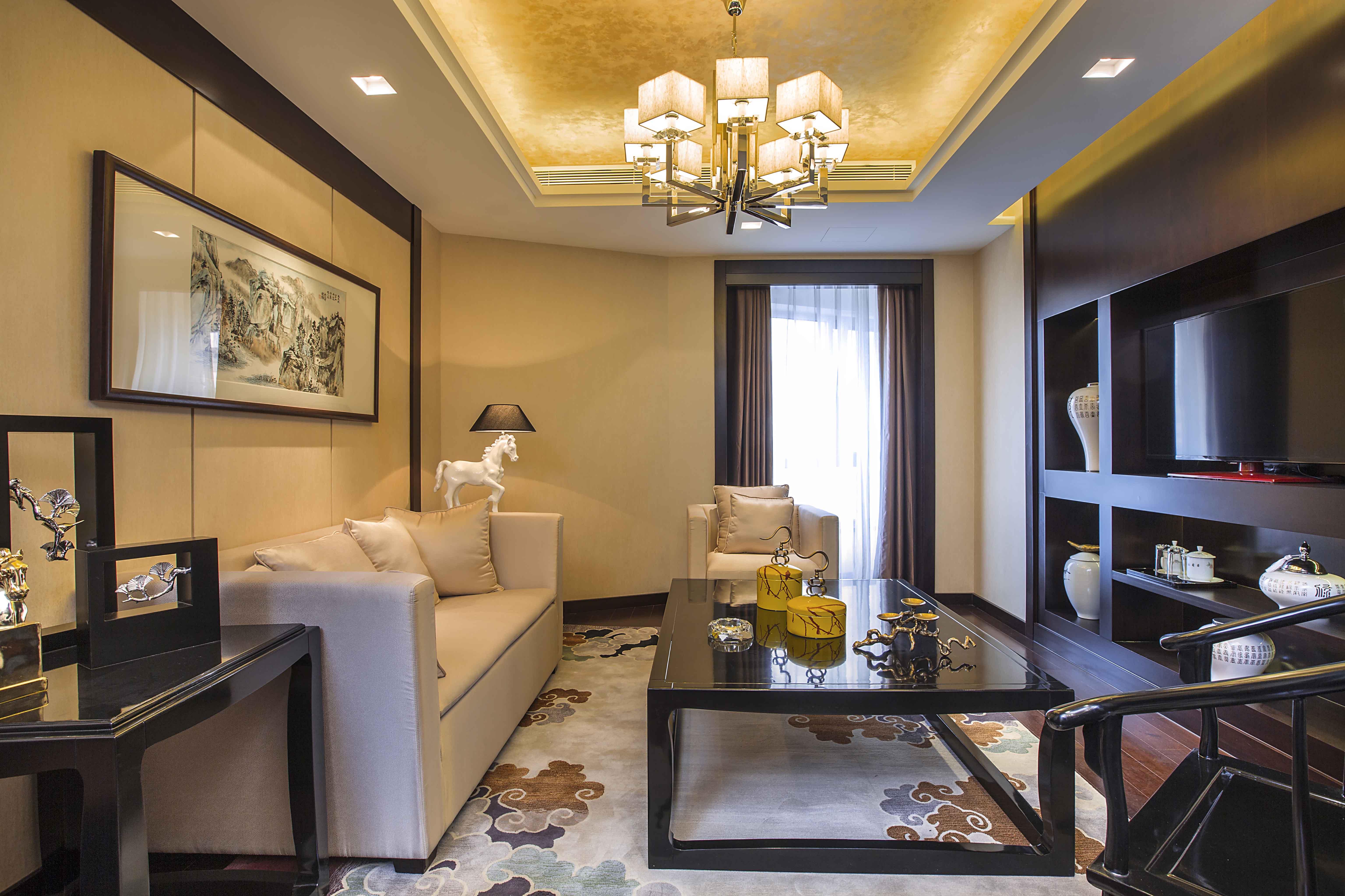 新中式 原创国际 全案设计 其他图片来自原创国际别墅装饰在铂悦会所的分享