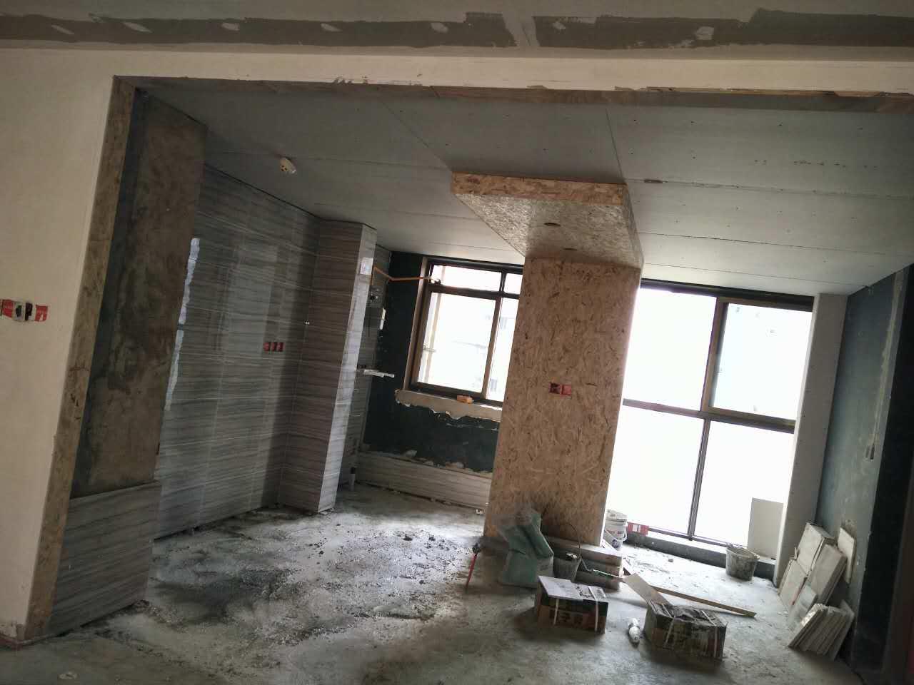 客厅图片来自上海本意空间建筑装饰有限公司在悦城小区的分享