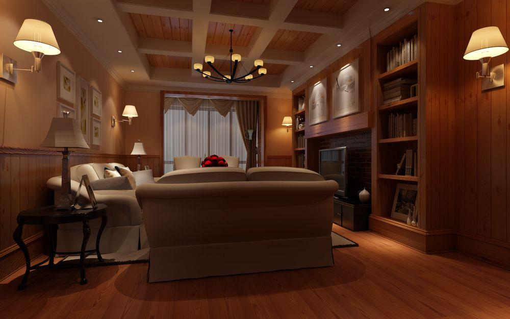 世纪家园 别墅 欧式 装修 客厅图片来自张樂在龙源世纪家园 大宅别墅 欧式风格的分享