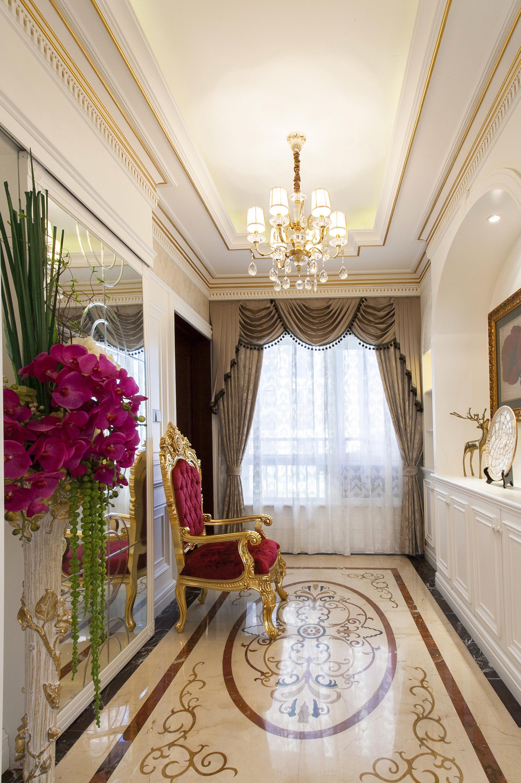 欧式 古典 原创国际 品质墅装 别墅装修 全案设计 玄关图片来自原创国际别墅装饰在橡树湾的分享