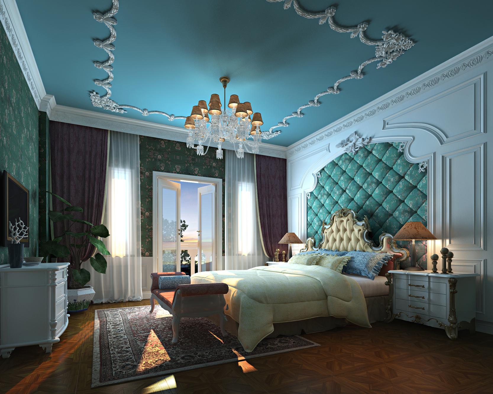 法式风格 原创国际 品质墅装 全案设计 儿童房图片来自原创国际别墅装饰在海兰云天的分享