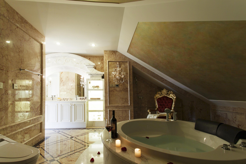 欧式 古典 原创国际 品质墅装 别墅装修 全案设计 卫生间图片来自原创国际别墅装饰在橡树湾的分享