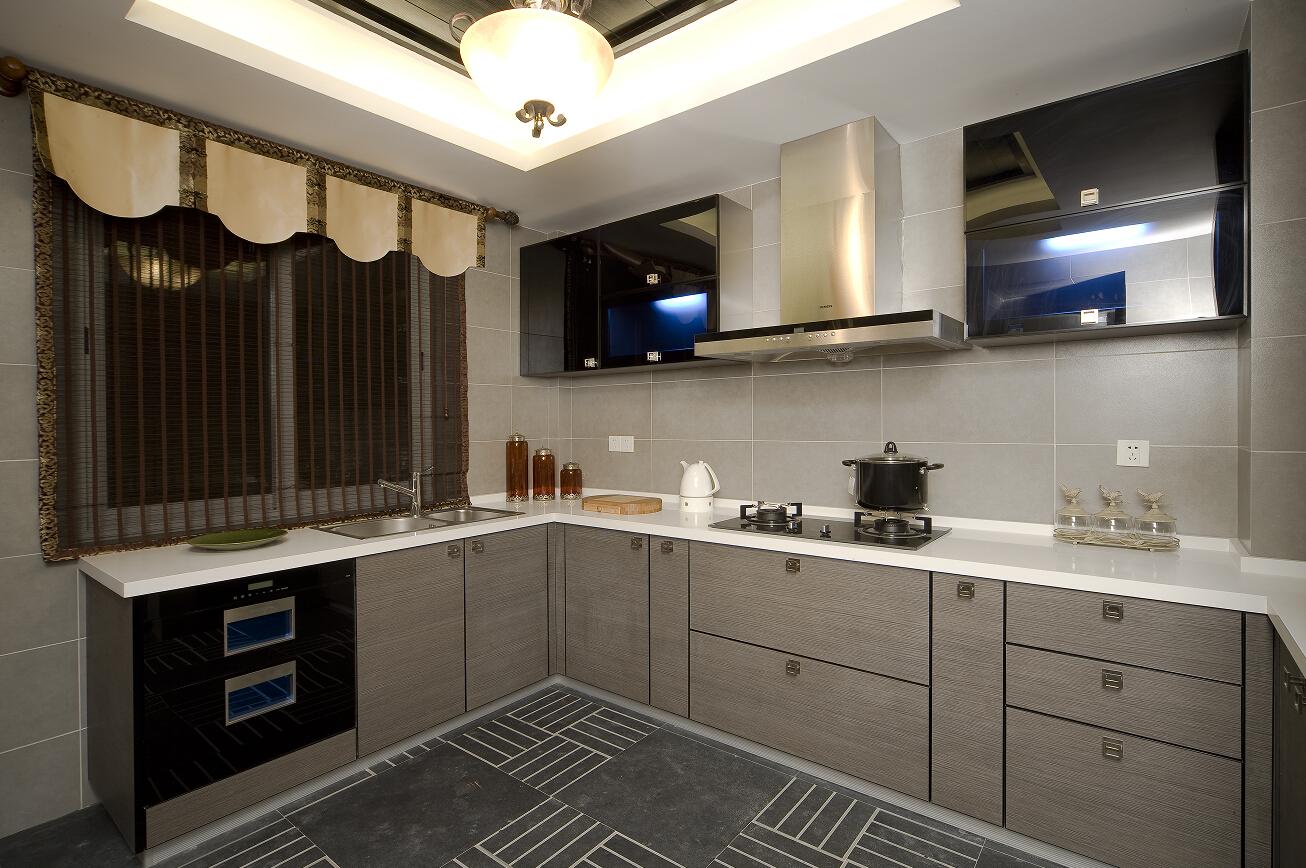 三居 白领 收纳 80后 厨房图片来自合肥生活家在天下锦城三居中式风格的分享