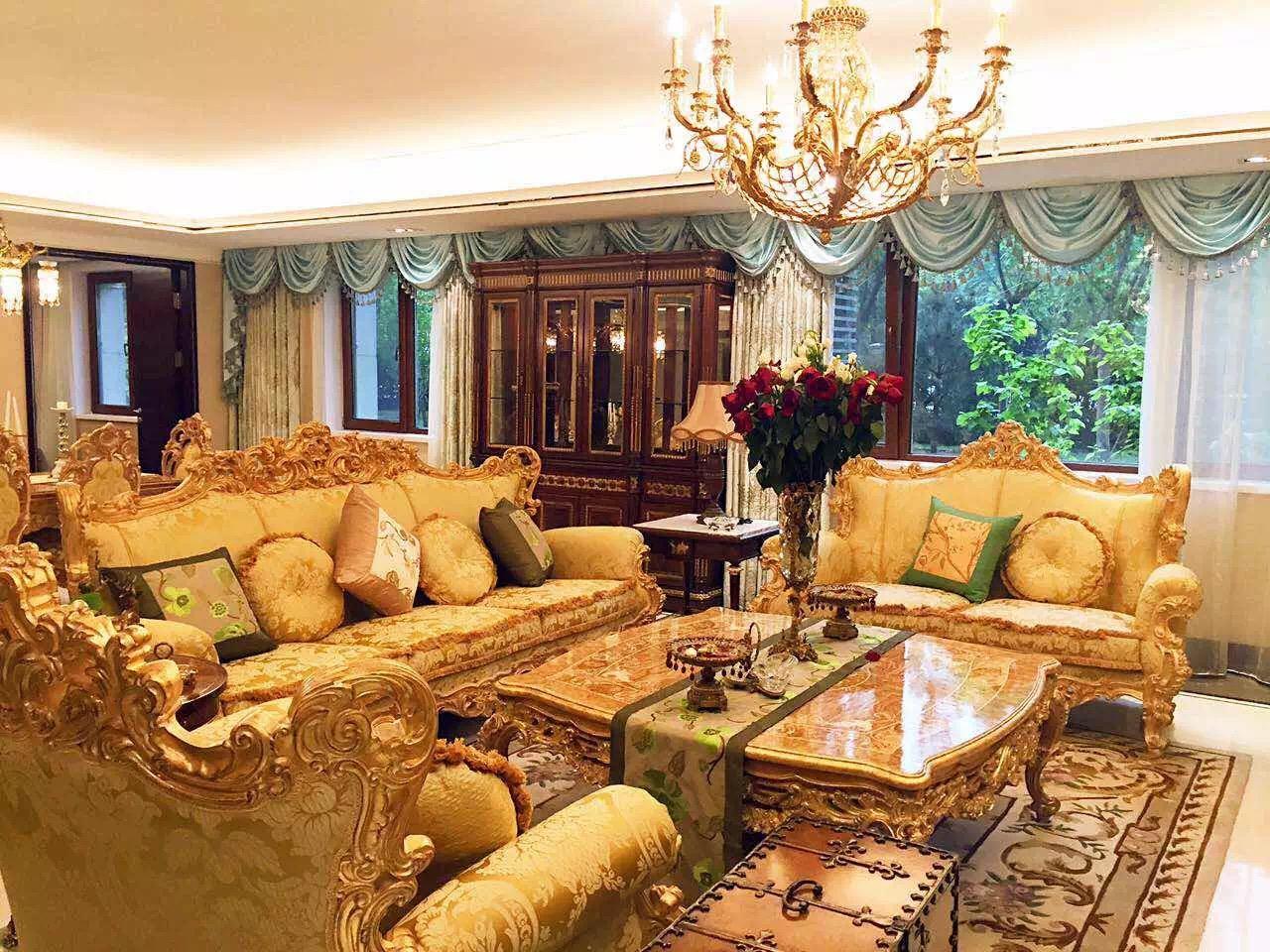 法式 原创国际 别墅设计 品质墅装 全案 客厅图片来自原创国际别墅装饰在公园1872的分享
