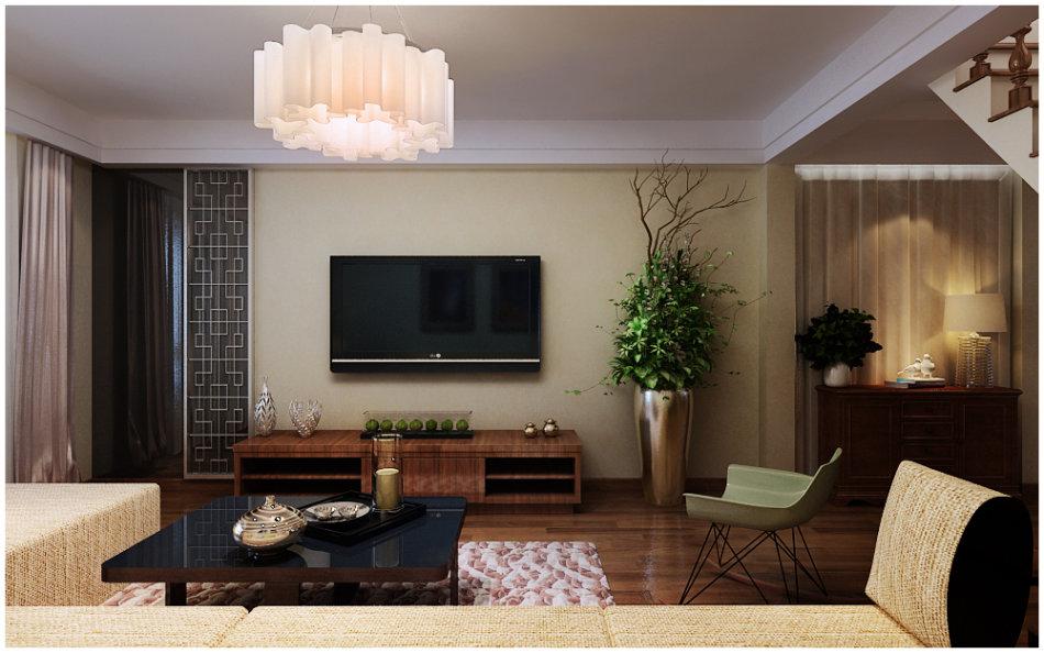 客厅图片来自靳羽同在海龙花园-现代风的分享