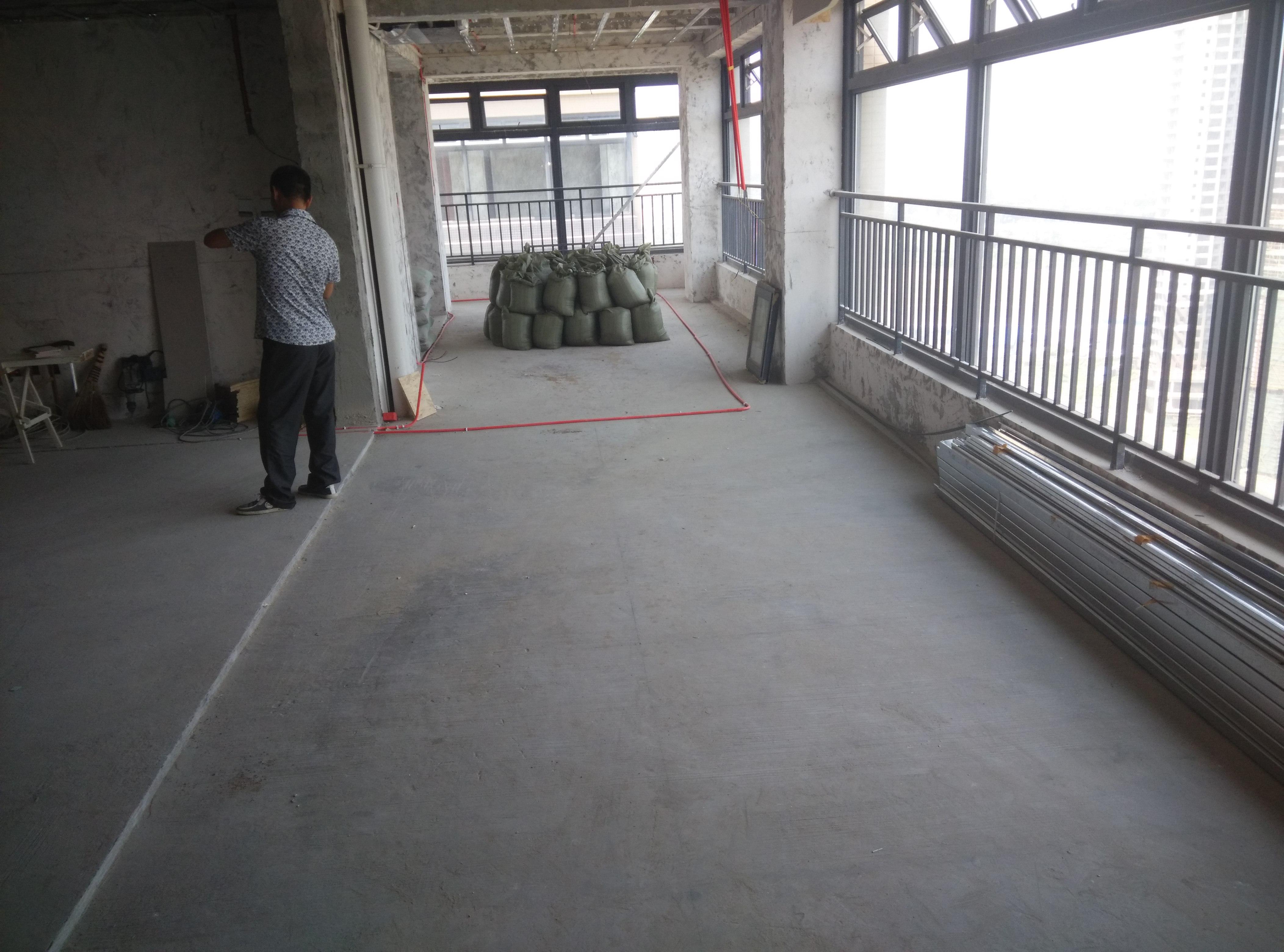 客厅图片来自上海本意空间建筑装饰有限公司在棕榈长滩的分享