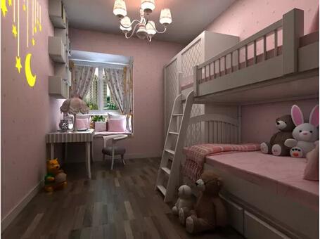 三居 现代简约 佳园装饰 卧室图片来自佳园装饰在红岩东郡130平现代简约风格案列的分享