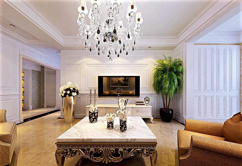 简约 欧式 四居 白领 80后 小资 客厅图片来自实创装饰百灵在欧式风情 不奢华 明亮舒适的分享
