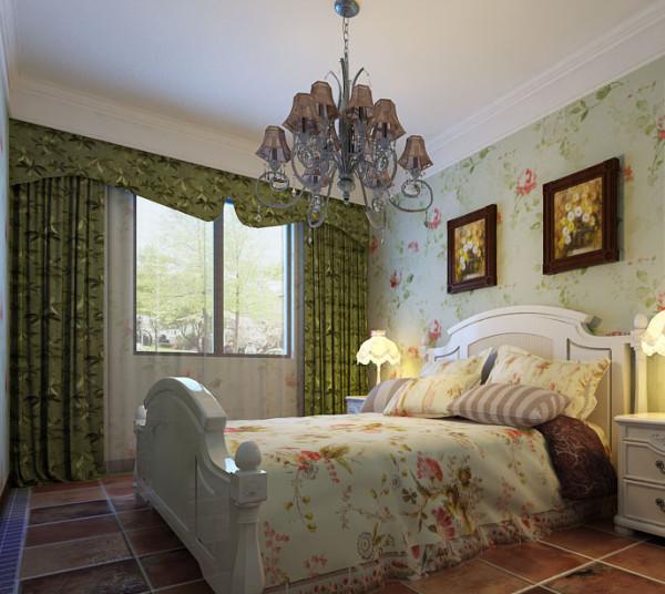 美式风格别墅装修大气房间