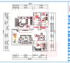 天伦锦城二期3-E88.73平装修方案
