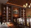典雅四合院酒店装修设计