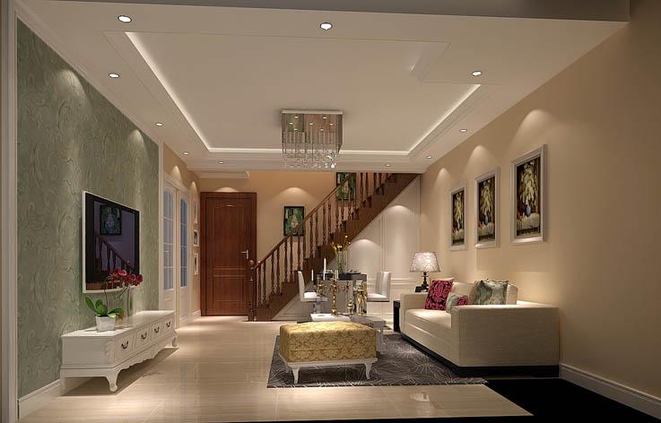 现代 简约 loft 客厅图片来自高度国际装饰宋增会在华业东方玫瑰80平米现代简约的分享