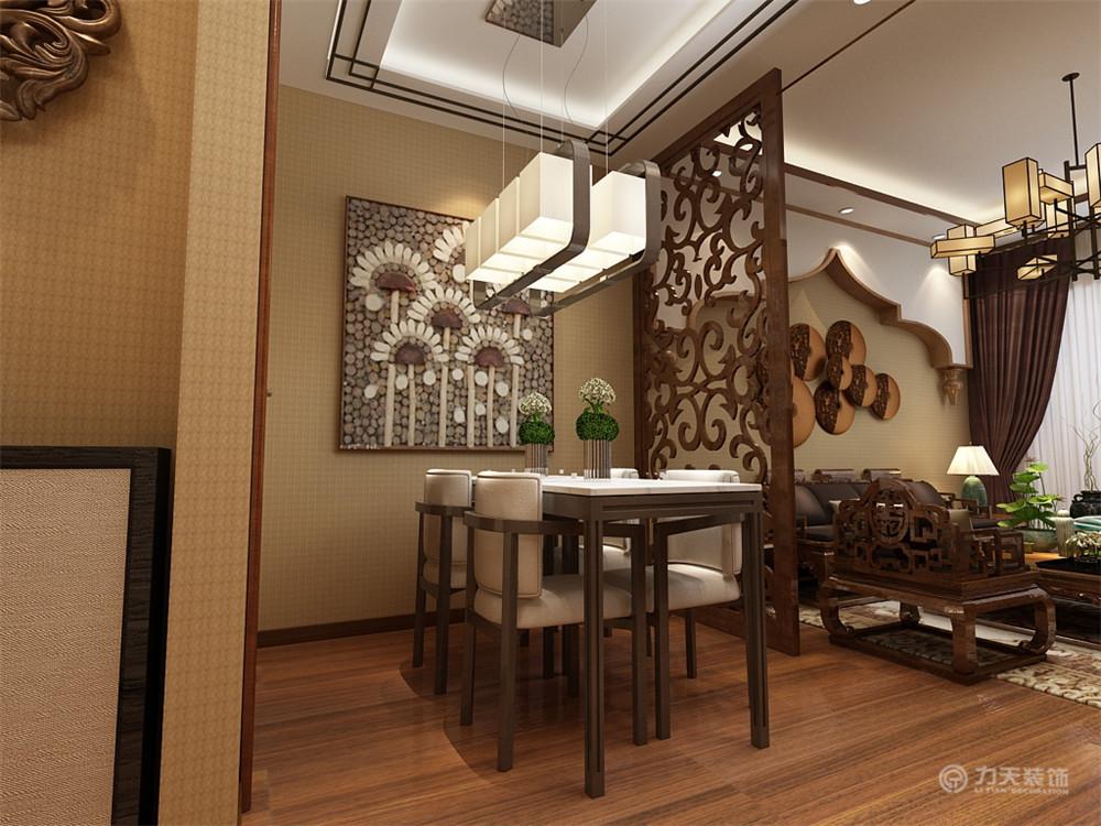 简约 餐厅图片来自阳光力天装饰梦想家更爱家在中式风格 夏洛兹花园 84.42㎡的分享