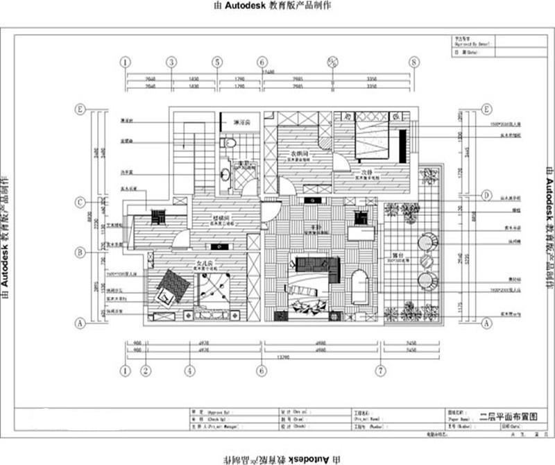 叠拼 别墅 二层带地下 户型图图片来自高度国际装饰宋增会在金隅翡丽230平米美式古典的分享