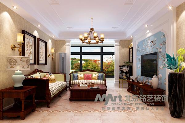 简约 田园 混搭 二居 别墅 三居 白领 客厅图片来自Myart--多多在盛邦大都会的分享