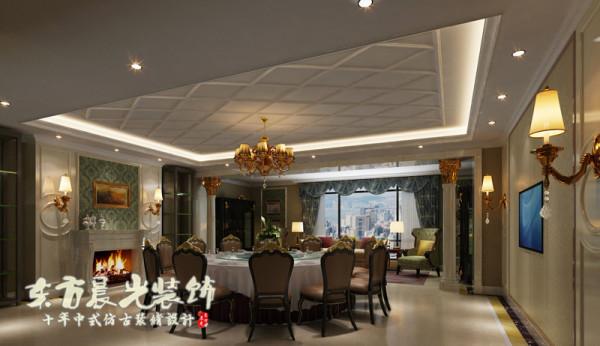商务会所设计装修的餐厅有古典的欧式味道,格调高雅,采光充足,清雅明亮,再这样的环境里小聚一下共饮一杯,也是一种美好的享受,洗手间的设计还原中式装修的风采,怎么去形容呢?洁净而优雅,精致而奢华。