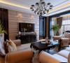 电视背景墙:电视背景墙是客厅的两点,需要特别的装饰。