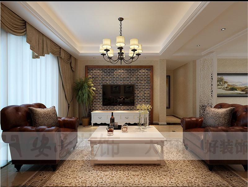 80后 三居 客厅图片来自安豪装饰在九华山庄金先生家的分享