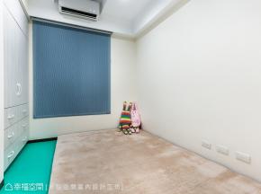 三居 简约 现代 新古典 温馨 儿童房图片来自幸福空间在微古典100平现代生活的温馨主张的分享