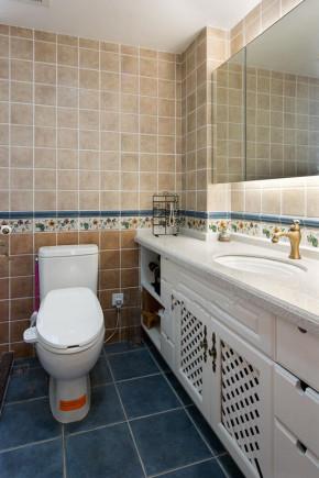 三居 港式 卫生间图片来自四川建拓建筑装饰工程有限公司在浪漫法拉希的分享
