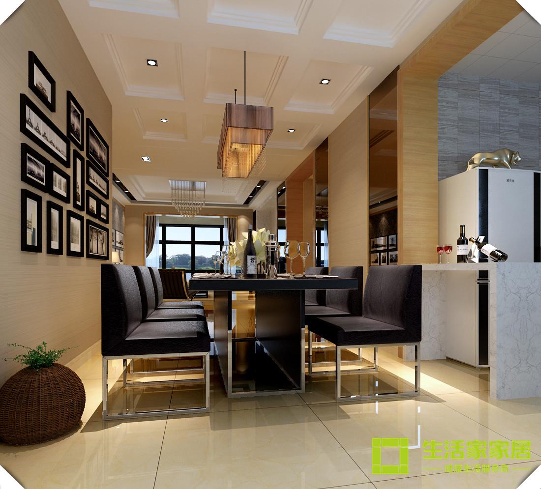 客厅图片来自天津生活家健康整体家装在红谷,现代风格!的分享