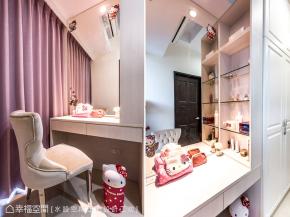 三居 简约 现代 新古典 温馨 卧室图片来自幸福空间在微古典100平现代生活的温馨主张的分享