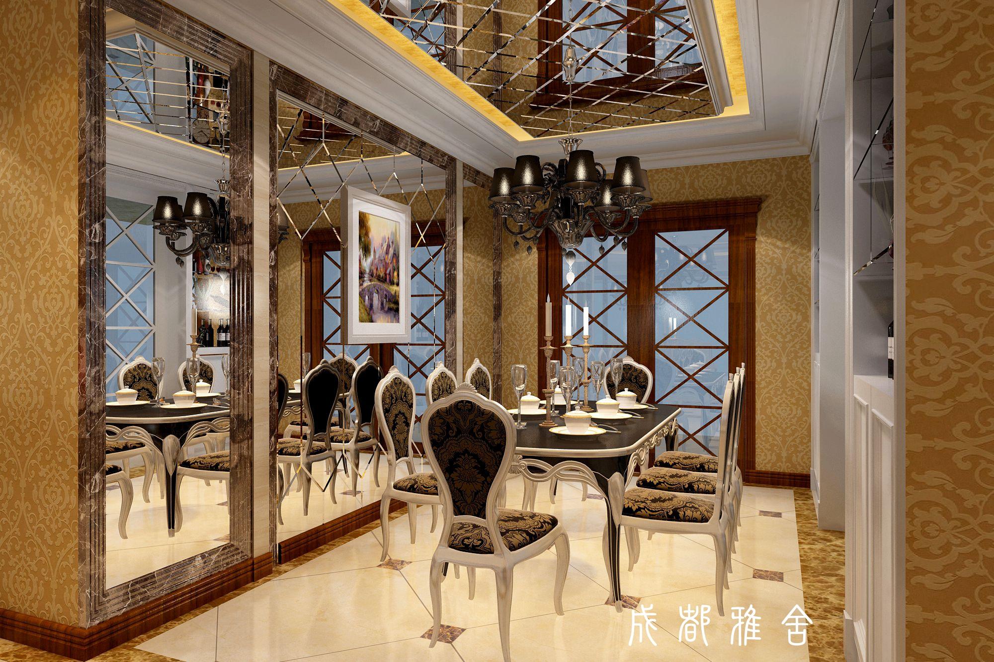 欧式 餐厅图片来自用户5778409315在欧式风格的分享