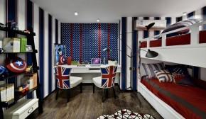 简约 欧式 别墅 白领 收纳 80后 小资 北欧 儿童房图片来自一道伍禾装饰设计师杨洋在北欧风格的独特设计的世茂维拉的分享