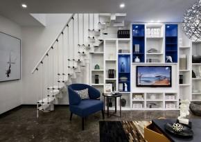 简约 欧式 别墅 白领 收纳 80后 小资 北欧 楼梯图片来自一道伍禾装饰设计师杨洋在北欧风格的独特设计的世茂维拉的分享