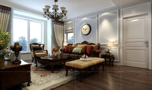柔软的欧式地毯点染出温馨的家庭氛围