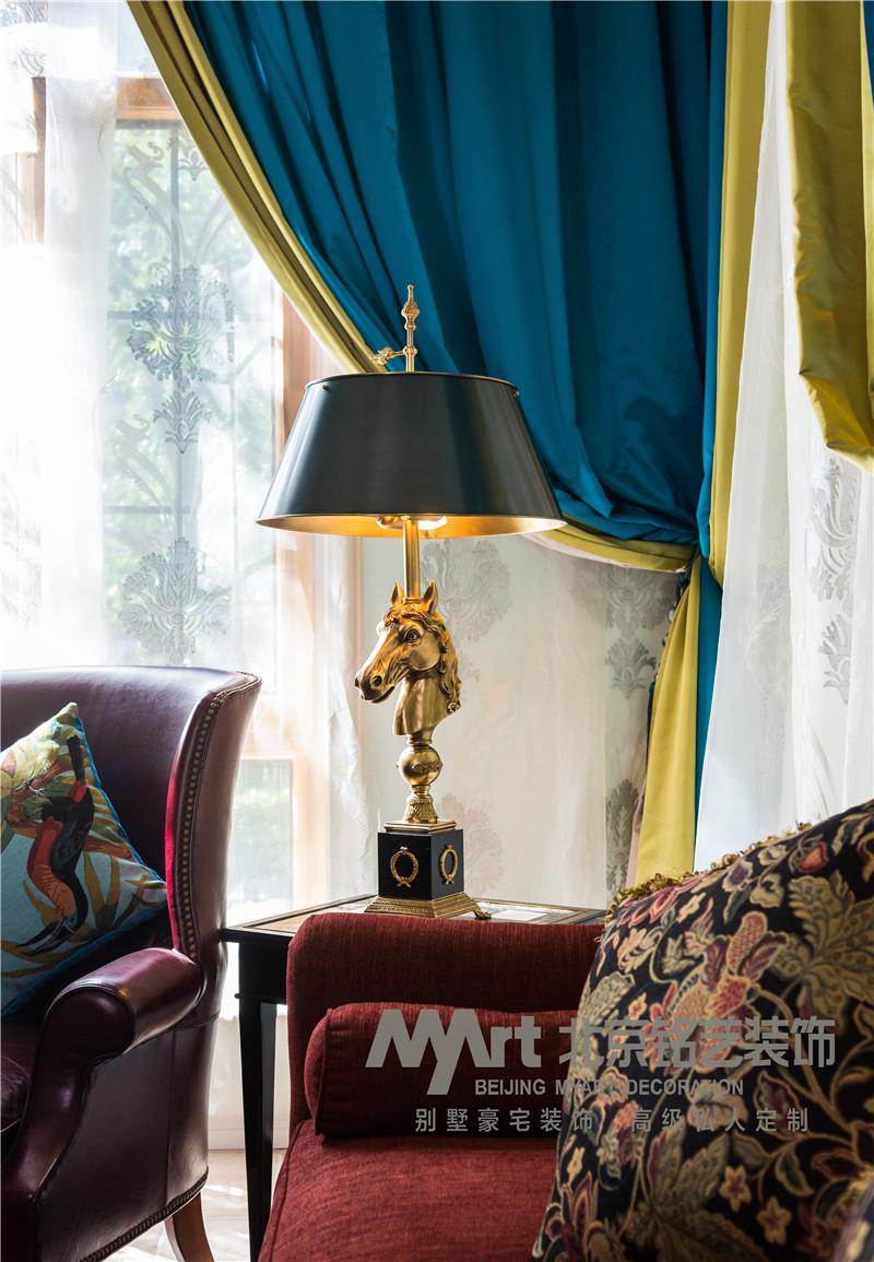 欧式 混搭 三居 白领 旧房改造 客厅图片来自Myart--多多在原河名墅的分享